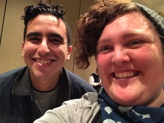 Dylan Marron, voice of Carlos on Welcome to Night Vale, host of Conversations With People Who Hate Me, and amazing human