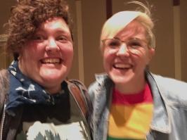 Hannah Hart, My Drunk Kitchen and Hannahlyze This!